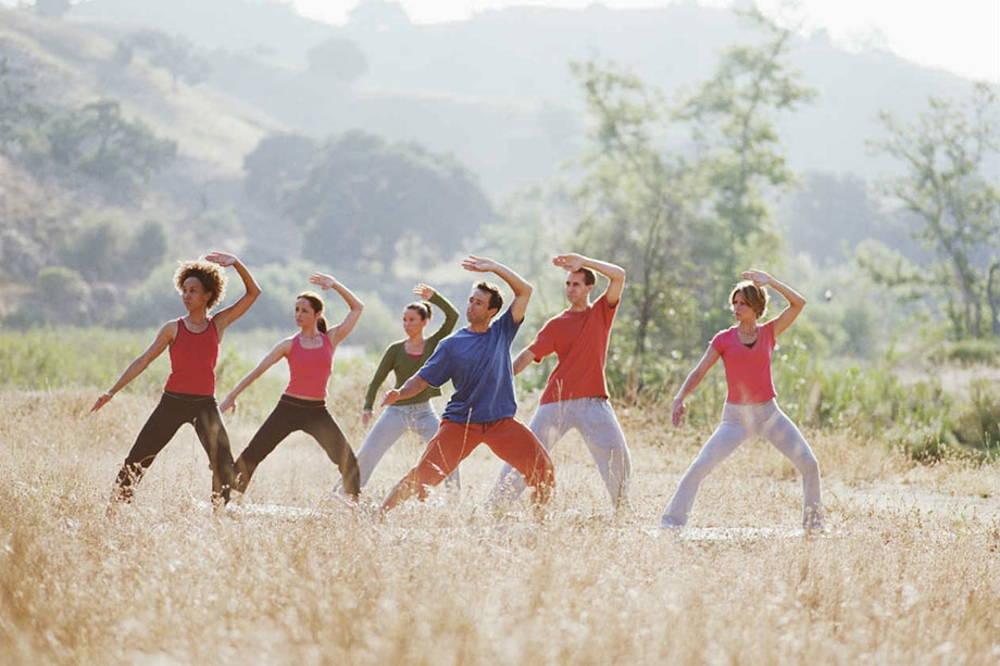 Charla-Presentación: el Chi Kung Terapéutico 16 de Septiembre