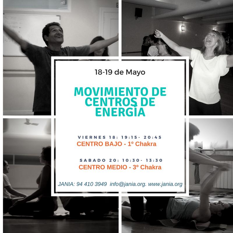 Cuerpo y Energía en Movimiento con VALERIA ZYLBERSZTEJN