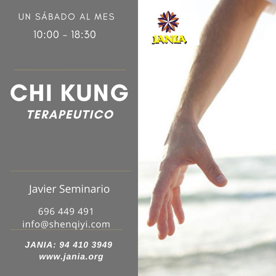CHI KUNG Terapéutico – Curso 2021-22