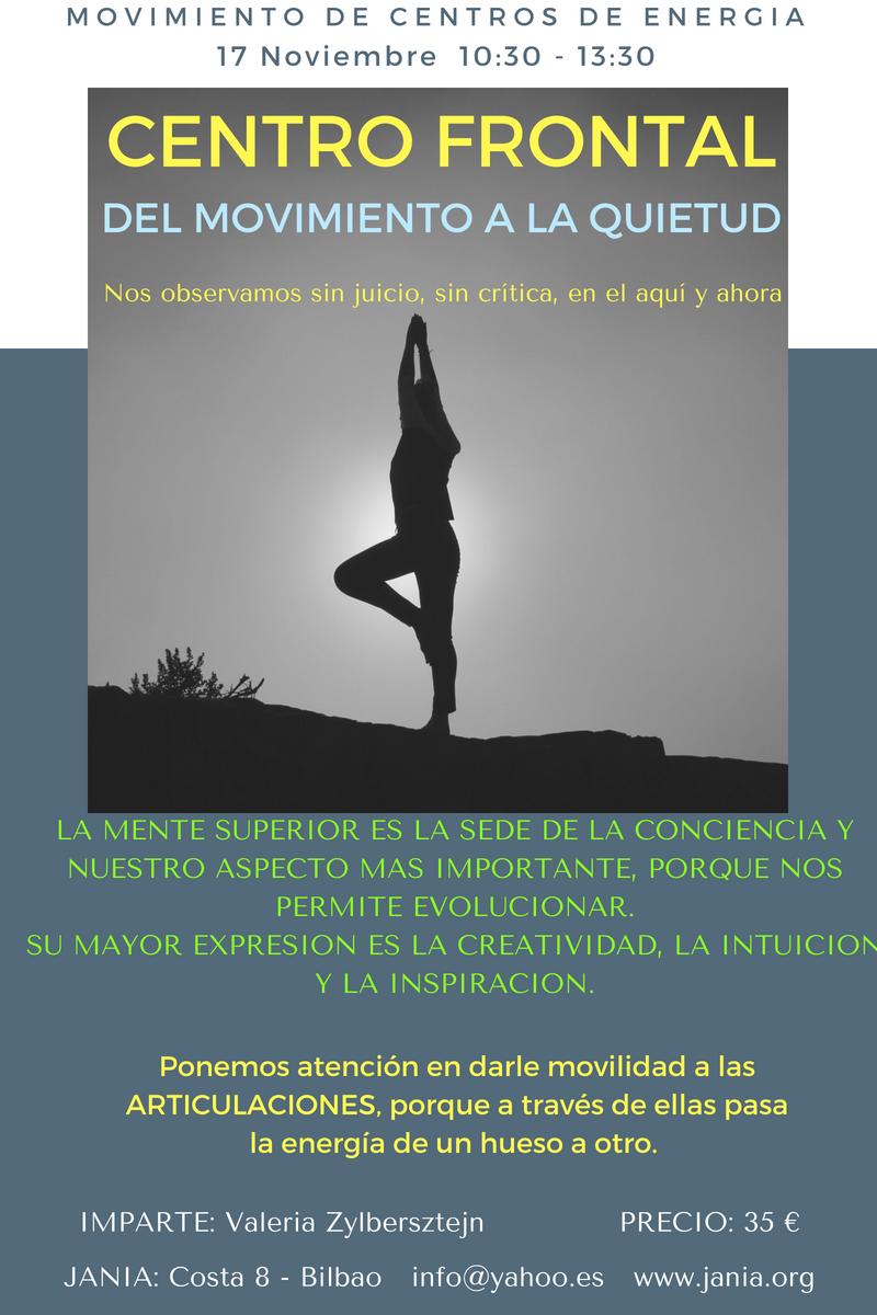 Cuerpo en Movimiento 16-17 de Noviembre