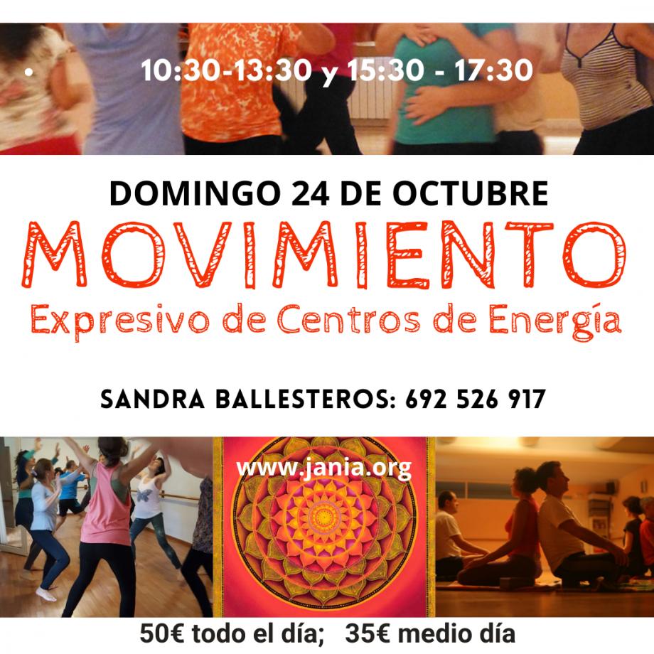 Taller de Movimiento Domingo 24 de Octubre
