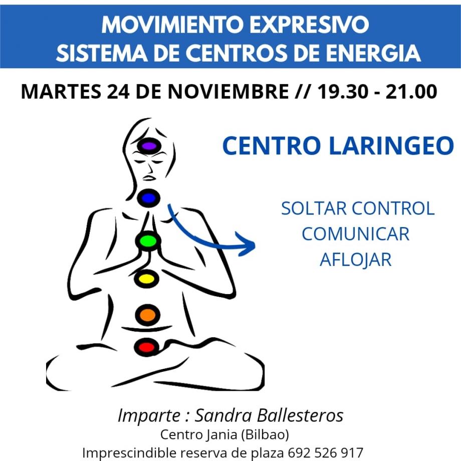 Movimiento: Martes 15 de Diciembre – Centro Frontal
